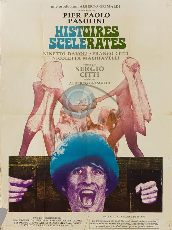Storie scellerate / Bawdy Tales 1973