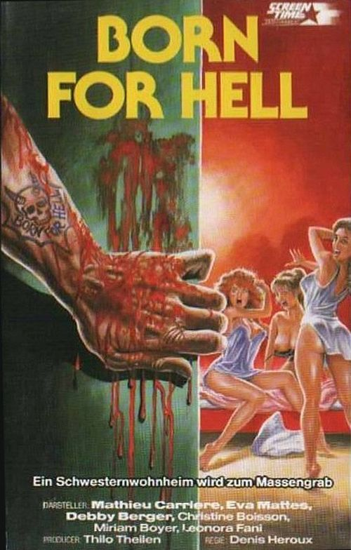 Born For Hell movie