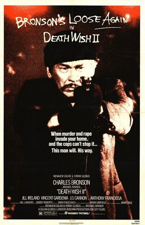 Death Wish 2 movie