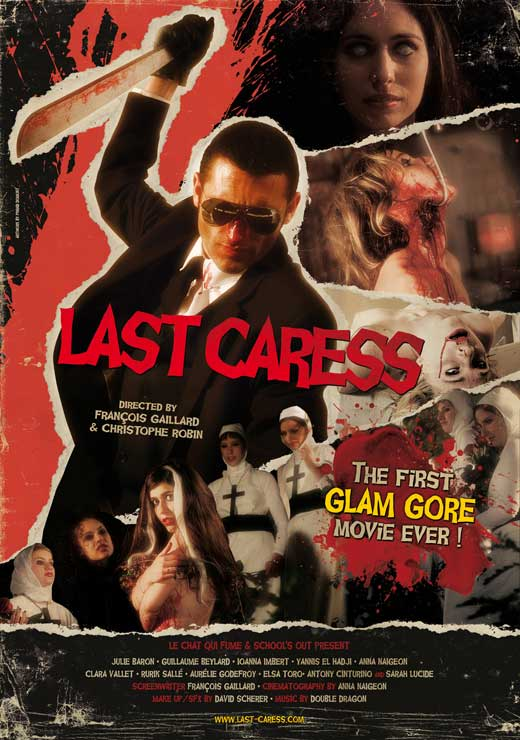 Last Caress movie