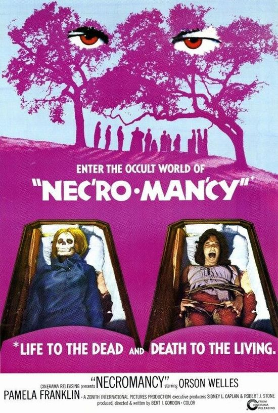 Necromancy movie