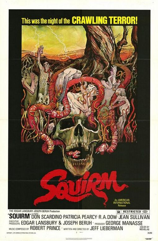 Squirm movie