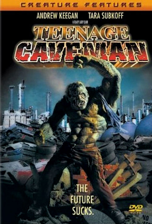 Teenage Caveman movie