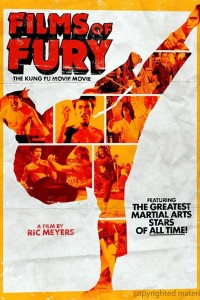Films of Fury: The Kung Fu Movie Movie