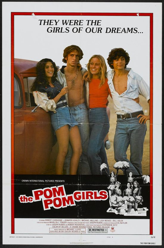 The Pom Pom Girls movie