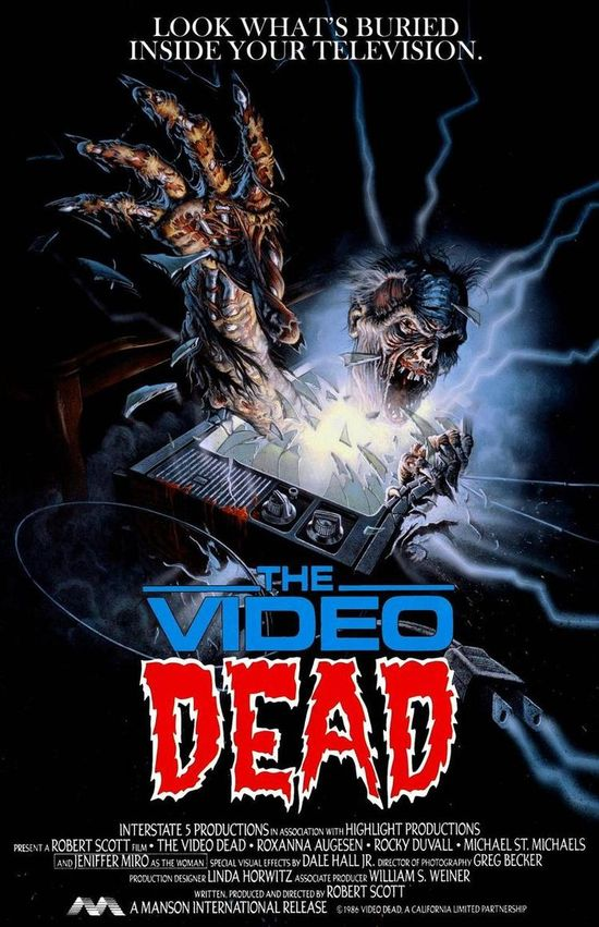 The Video Dead movie