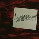 Abracadaver! movie