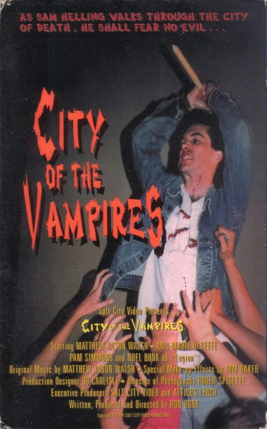 City of the Vampires movie