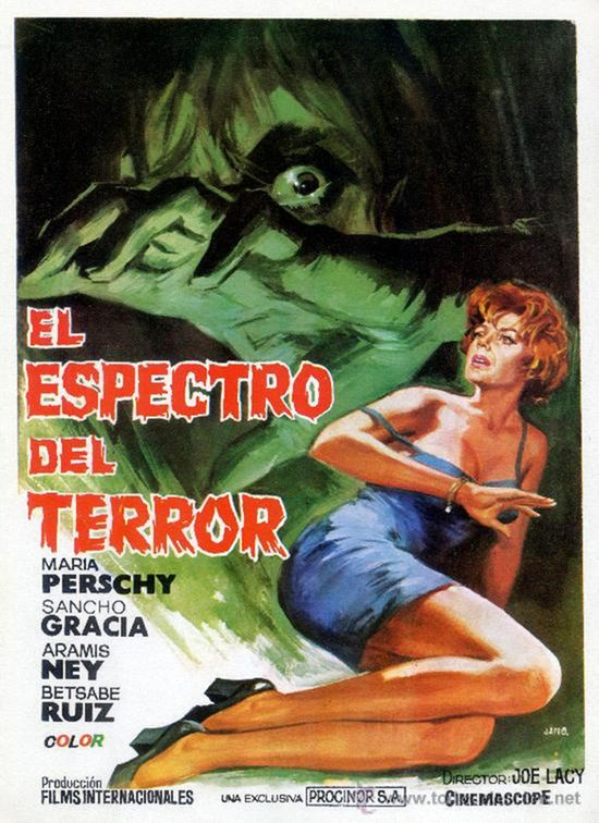 El espectro del terror movie