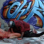 L.A. Zombie movie