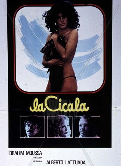 La cicala movie