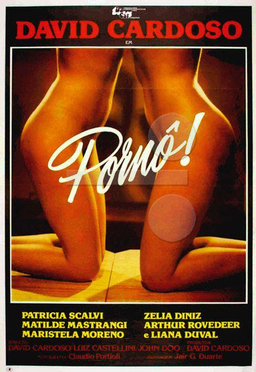 Жанр онлайн фильма Порно! / Pornô.