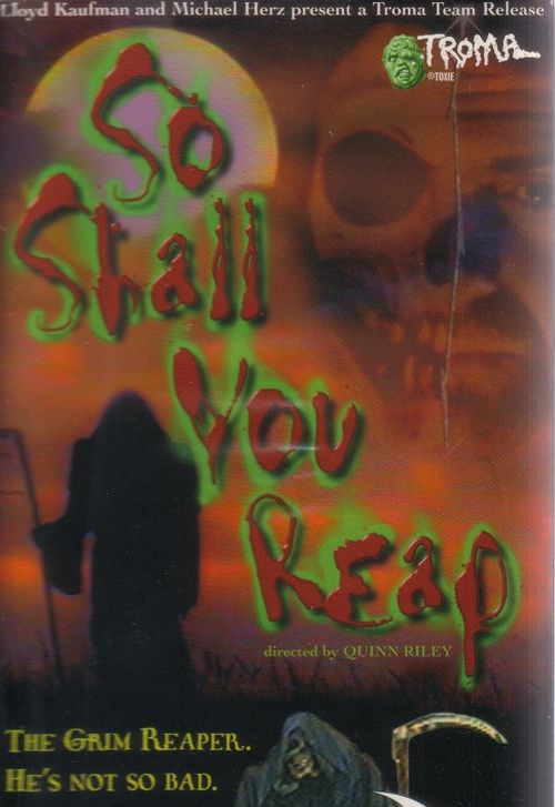 So Shall You Reap 1999