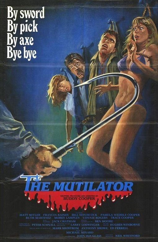 The Mutilator  movie