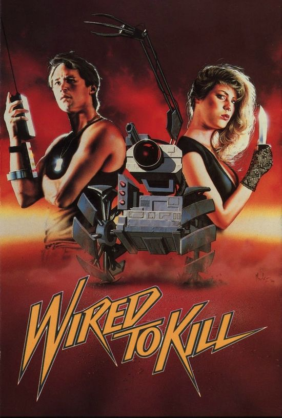 Wired to Kill movie