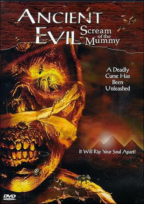Ancient Evil: Scream of the Mummy movie