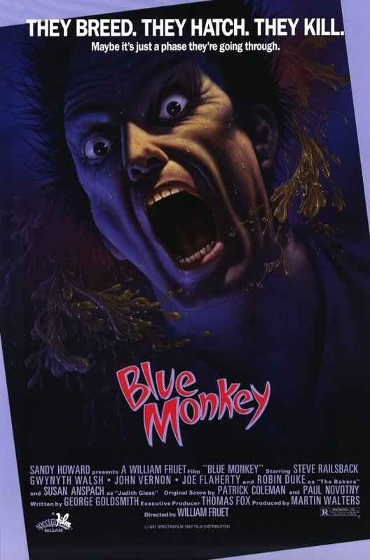 Blue Monkey  movie
