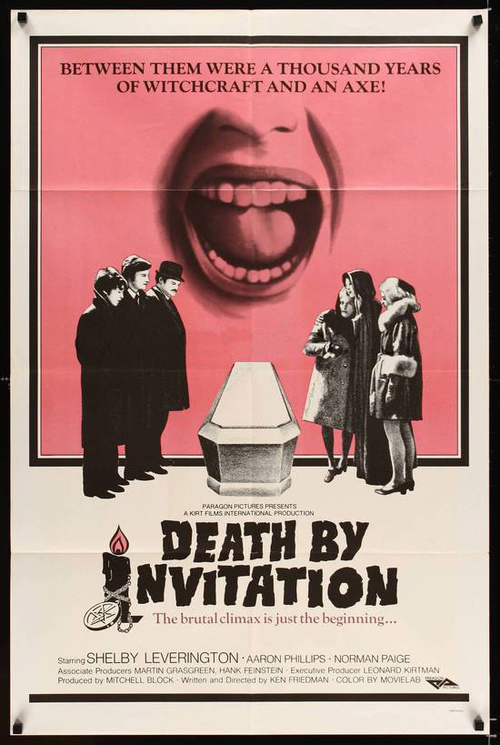Death by Invitation movie