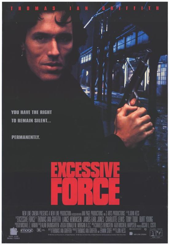 Excessive Force 1993