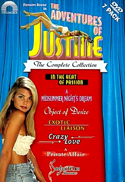 Justine: In the Heat of Passion movie