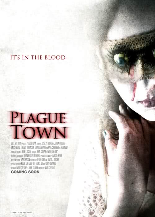 Plague Town movie