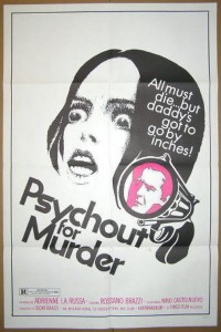 Psychout for Murder