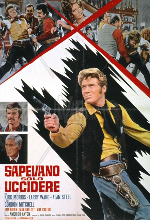 Sapevano solo uccidere 1971 I'll Die for Vengeance