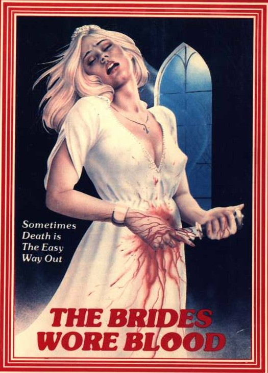 The Brides Wore Blood movie