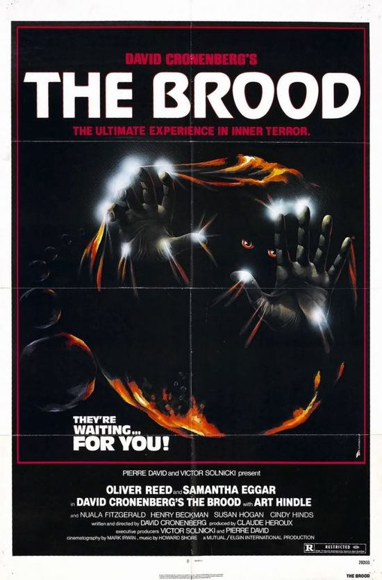 The Brood movie