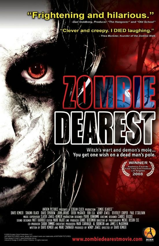 Zombie Dearest movie