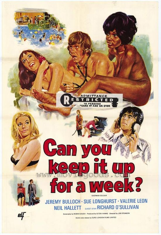 Can I Keep It Up for a Week? movie