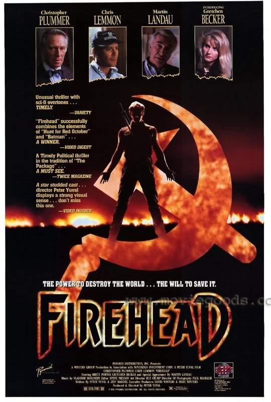 Firehead movie