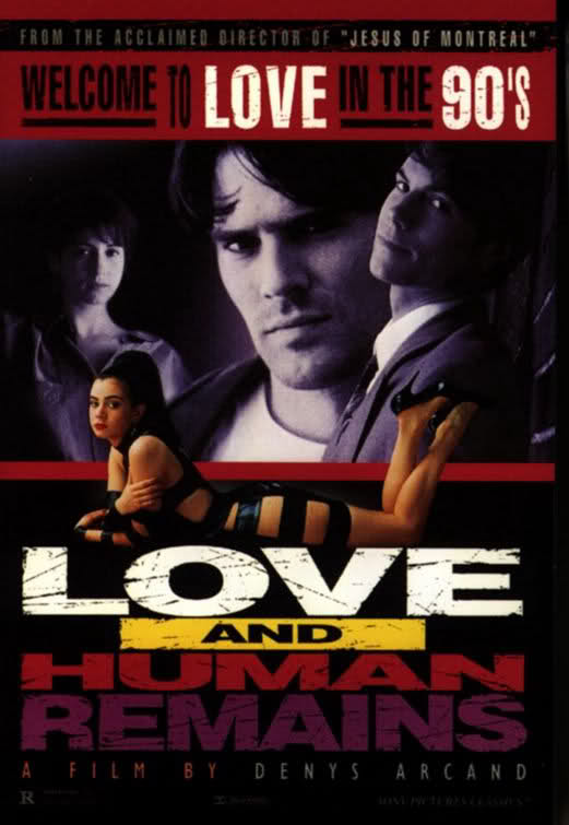 Love and Human Remains movie