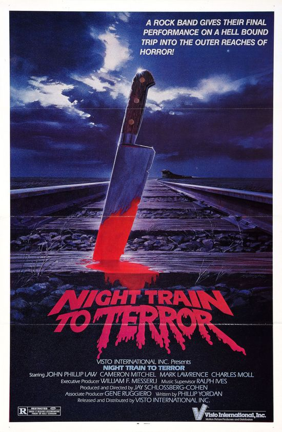 Night Train to Terror movie