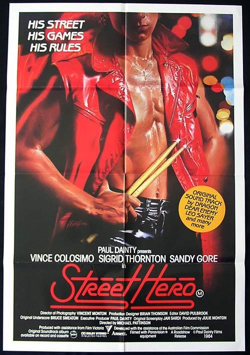 Street Hero movie