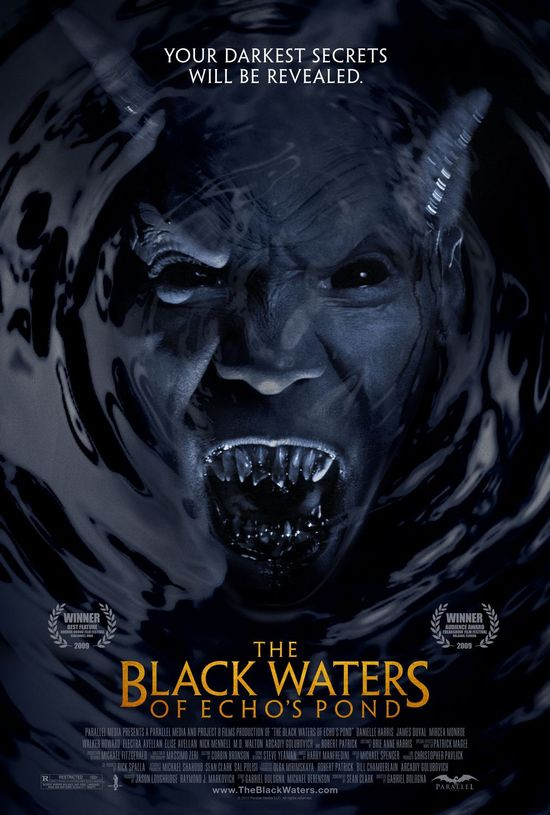 The Black Waters of Echo's Pond movie