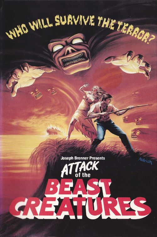Attack Of The Beast Creatures movie