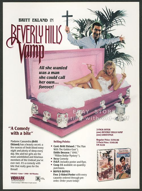Beverly Hills Vamp movie