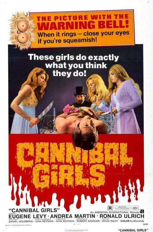 Cannibal Girls 1973