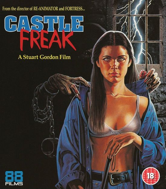 Castle Freak movie