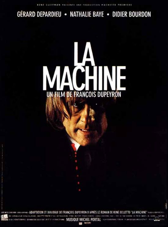 La machine movie