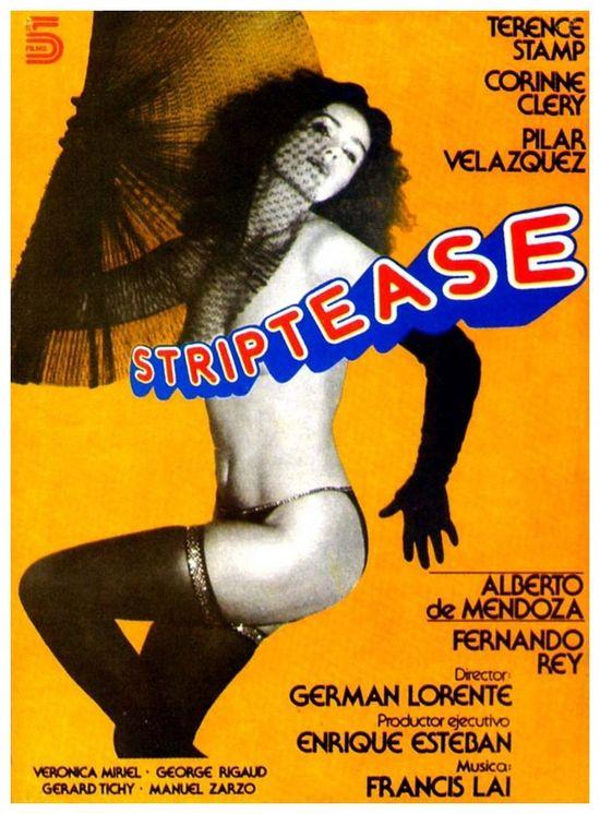 Striptease Filme