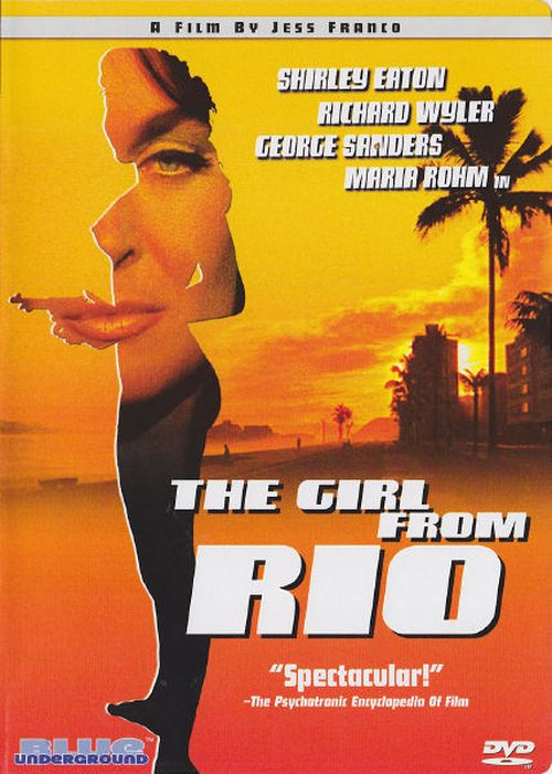 The Girl from Rio movie