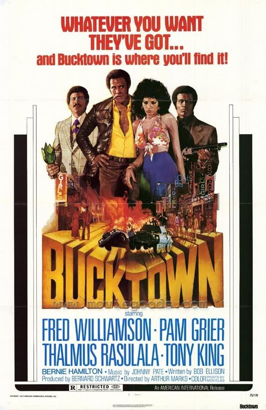 Bucktown movie