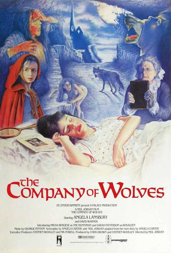The Company of Wolves movie