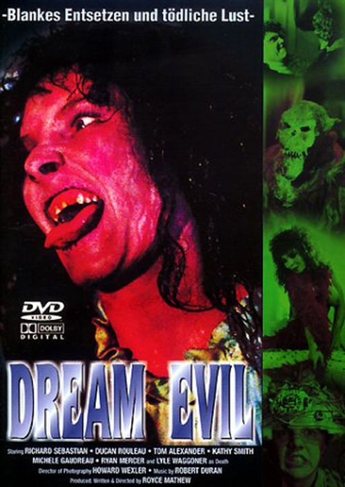 Dream a Little Evil movie