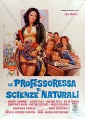 La professoressa di scienze naturali