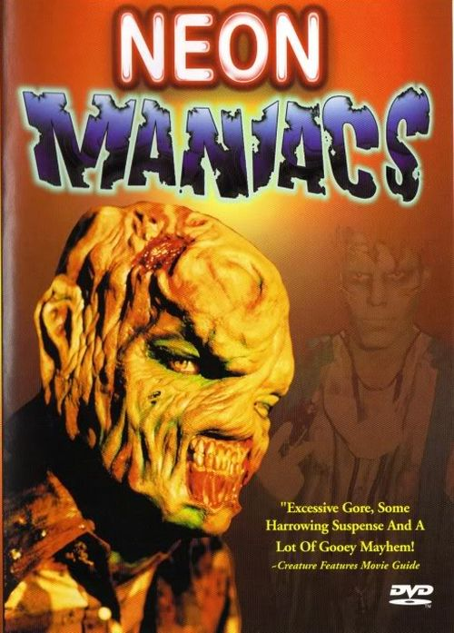 Neon Maniacs movie