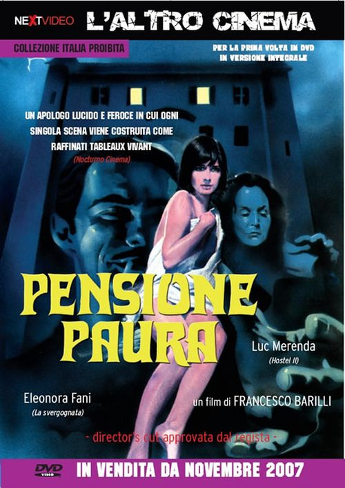 Pensione paura movie