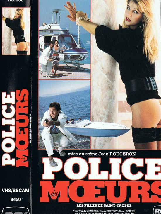 Saint-Tropez Vice movie